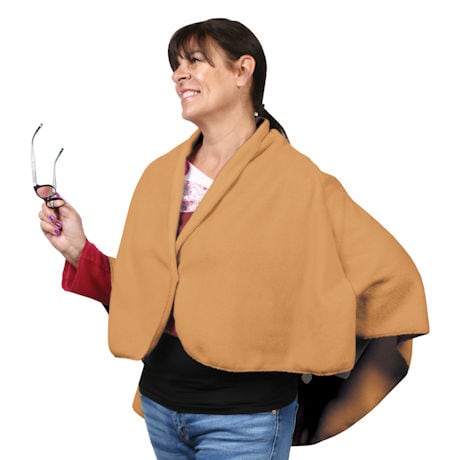 Fleece Cape