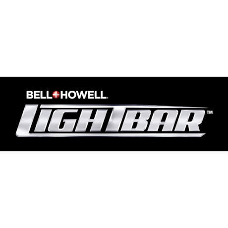 Bell & Howell LED Light Bar with Rechargeable Batteries