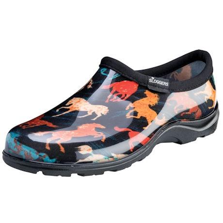Womens Slogger Comfort Shoe Horse Spirit
