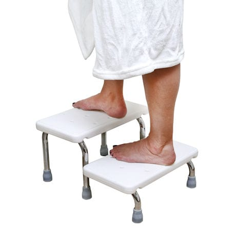 Support Plus® Bath Safety Steps