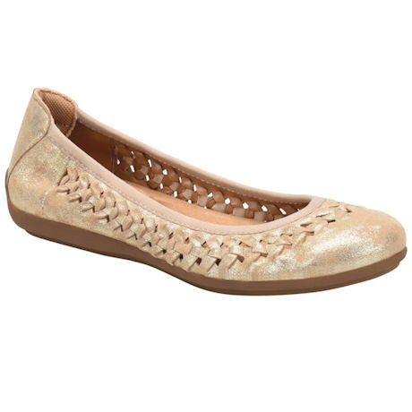 SoftSpots® Comfortiva® Marilu Ballet Flats