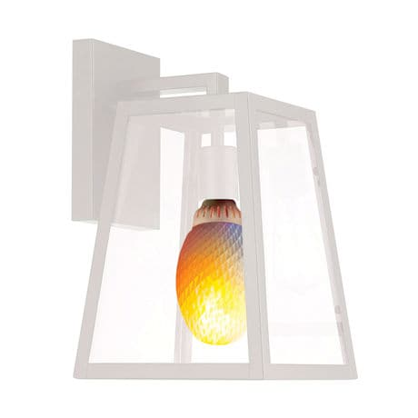LED Flickering Flame Effect Light Bulb - Top Mount