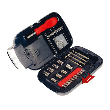 26 Piece Flashlight Tool Set