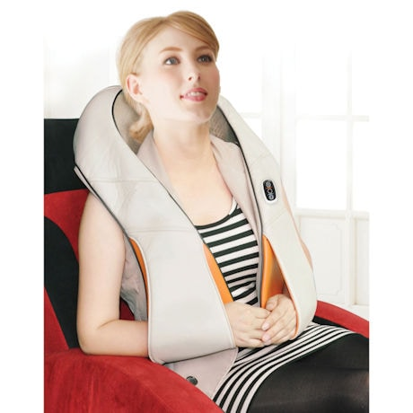 Carepeutic Deluxe Swedish Shiatsu Full Body Massager