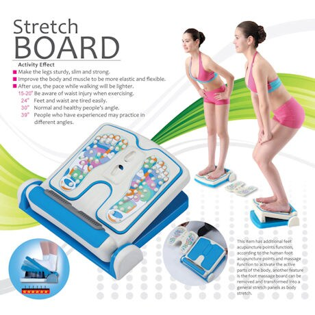 Carepeutic Acupuncture Stretch Board