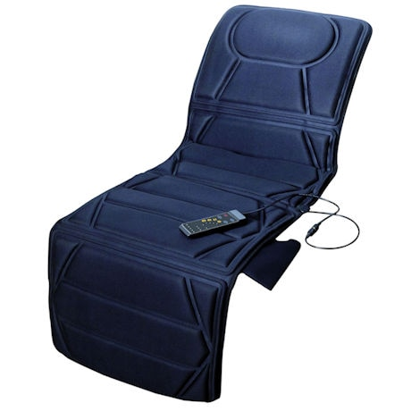 Carepeutic Targeted Deluxe Vibration Massage Mat with Heat