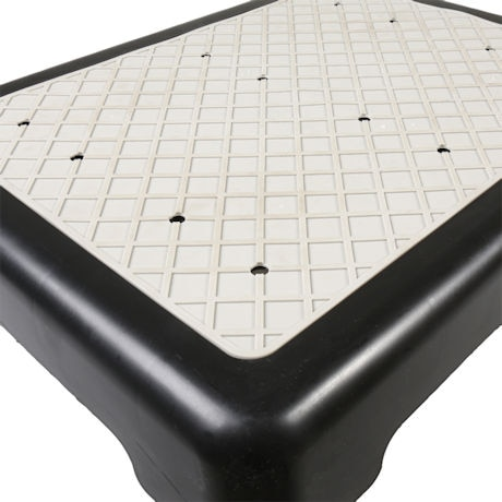 """Support Plus Indoor/Outdoor 3.5"""" High Riser Step - Supports up to 400 lbs."""