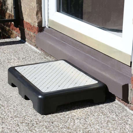 "Support Plus Indoor/Outdoor 3.5"" High Riser Step - Supports up to 400 lbs."