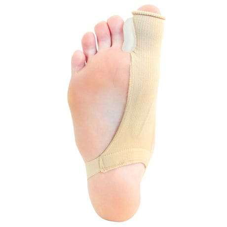 Gel Bunion Aid with Toe Spacer