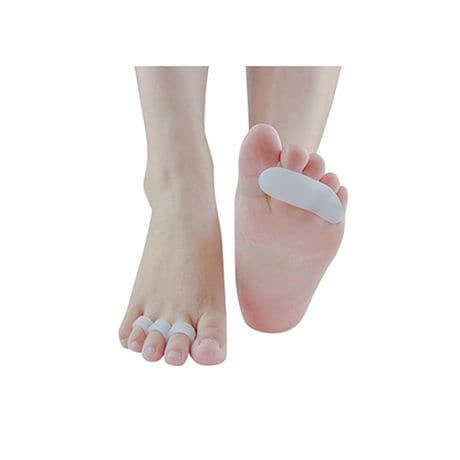 Gel Triple Loop Toe Separator - set of 2