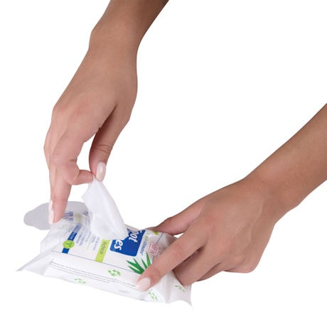 Tea Tree Foot Wipes
