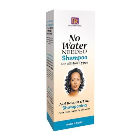 No Water Needed Shampoo