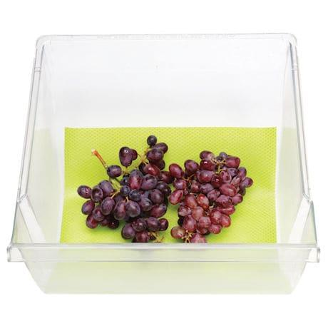 Antibacterial Fridge Mats - Set of 2