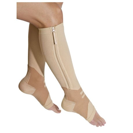 Zip Zap Arch Support Compression Sock