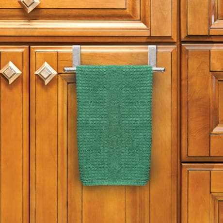 Cabinet Door Towel Bars - Set of 2
