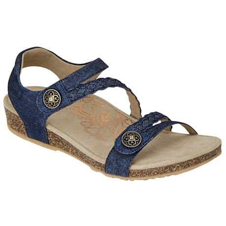Aetrex® Jillian Sandals