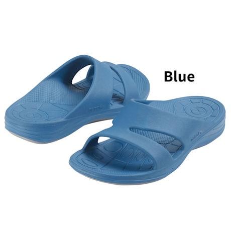 Aetrex® Lynco® Bali Slide Sandals