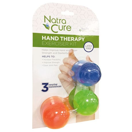 Hand Therapy Exerciser Kit