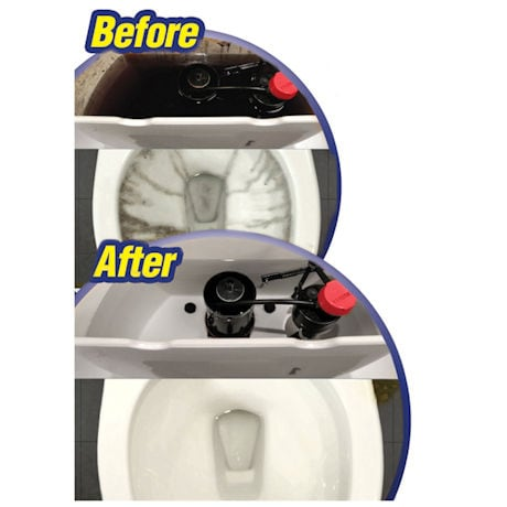 Hurriclean™ Automatic Toilet Cleaner