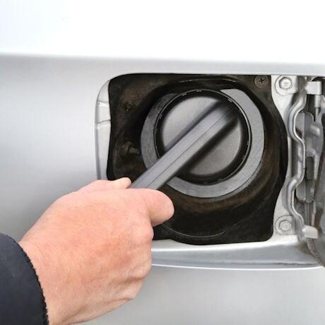 Gas Cap Aid