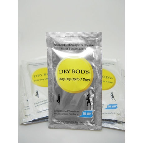 Dry Body Wipes