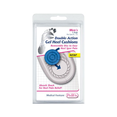 PediFix® Double-Action Gel Heel Cushions