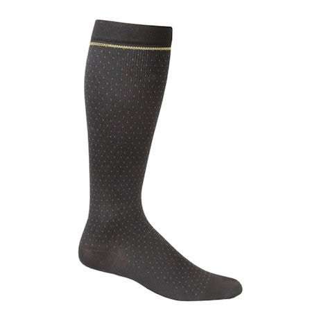 Futuro® Men's Pin Dot Socks, Moderate Compression