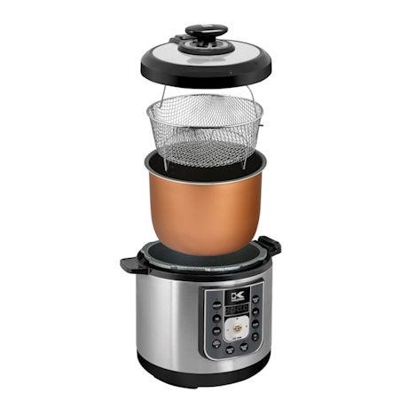 Kalorik® Perfect Sear Pressure Cooker