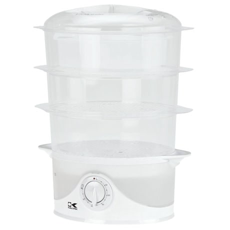 Kalorik® 3-tier Food Steamer