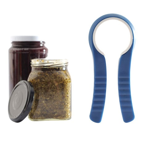 Easy Grip Jar Openers - Set of 3