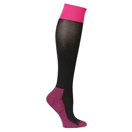 Nursemates® Moderate Compression Knee High Socks