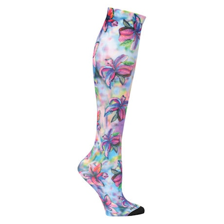 Nursemates® Artist Mild Compression Socks