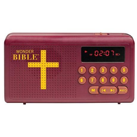 Wonder Bible™ Audio Player