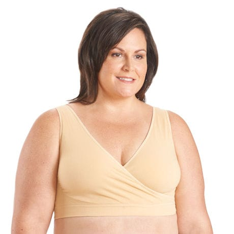 Crossover Adjustable Bra
