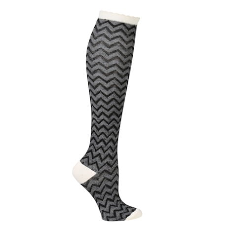 Women's Mild Compression Wool Trouser Socks