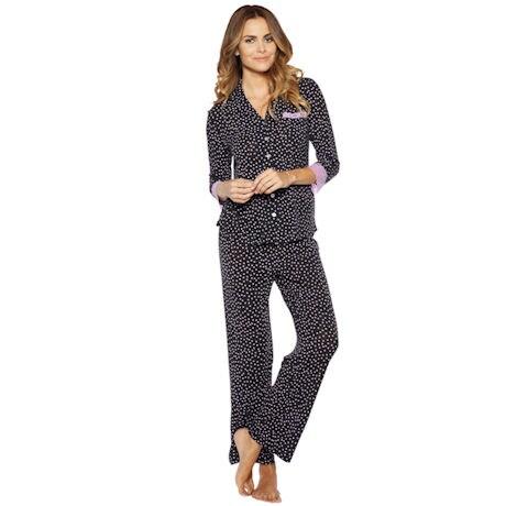 Rhonda Shear® Print Pajamas