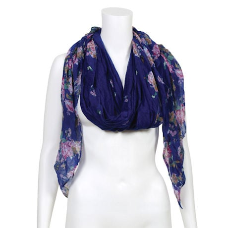 Women's Insect Shield Bug Repellent Scarves
