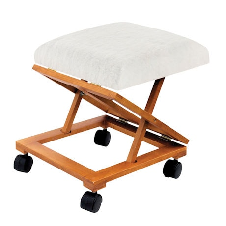 Tapestry Footrest and Fleece Cover Kit