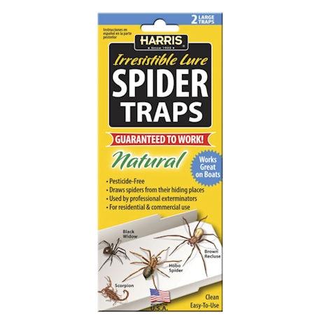 Spider Traps 2-Pack