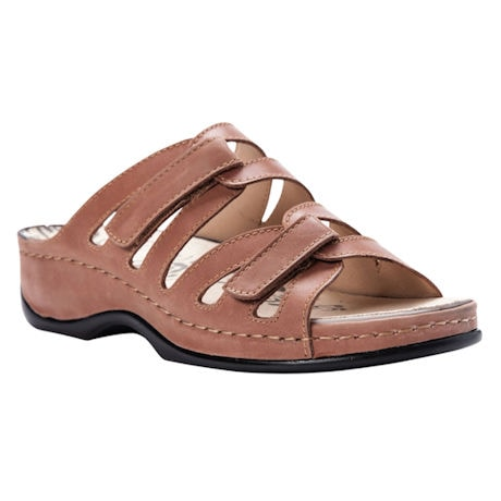 Propét® Kylie Strappy Slip On Sandals