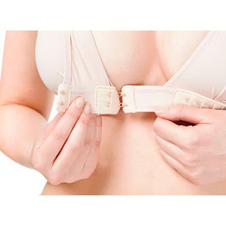 Carole Martin® Crossover Comfort Bra - Beige