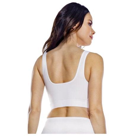 Rhonda Shear® Seamless Lace Bra