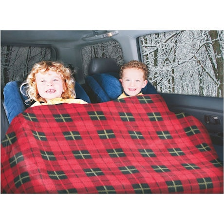 Heated Car Blanket