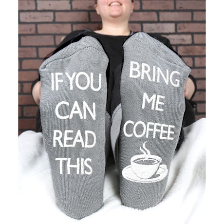 Unisex Bariatric Message Socks - Set of 6 Pairs
