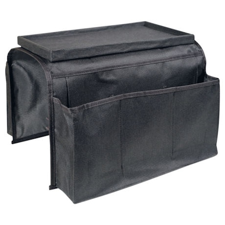 Armrest Organizer with Pockets