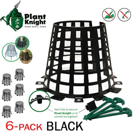 Plant Knight Tree Protectors Set of 6