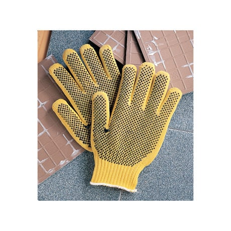 Kevlar® Cut Resistant Gardening Gloves with Gripper Dots