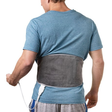 Lumbar and Back Heating Pad Wrap