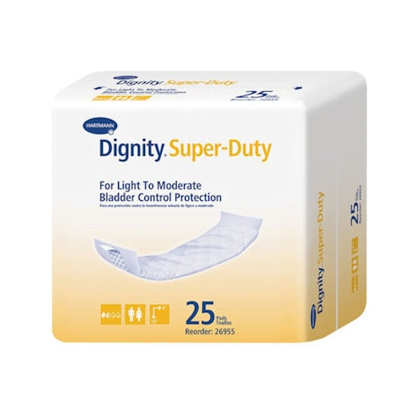 Dignity® Super Duty Pad - Case of 200 Pads