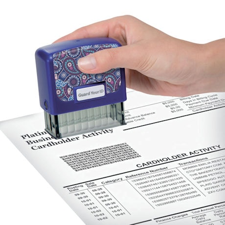 Guard your ID Identity Theft Protection Kit